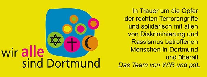 Wir alle sind Dortmund WIR