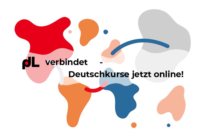 pdl verbindet - Deutschkurse jetzt online